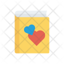 Love book Icon