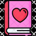 Romance Novel Icon