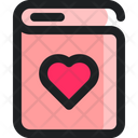 Love Diary Note Icon