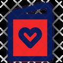 Book Love Icon