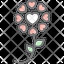 Rose Valentine Buky Icon