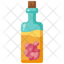 Love Bottle Valentines Day Gift Icon
