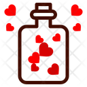 Love Bottle Icon