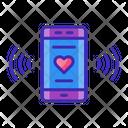 Love Call Call Love Icon