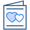 Card Valentines Day Heart Icon