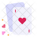 Cards Love Heart Icon