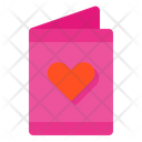 Love Card Icon