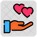 Love Care Icon