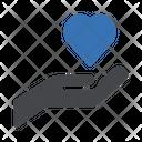 Love Care Heart Icon