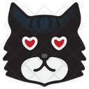 Love Cat Icon