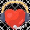 Love Center Love Service Love Consultant Icon