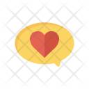 Love chat Icon