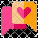 Chats Message Communication Icon