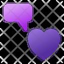 Favorite Favorite Chat Ui Icon