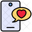 Smartphone Phone Chat Icon
