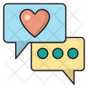 Support Chat Conversation Icon