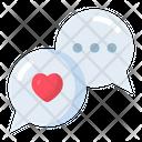 Conversation Speech Bubble Communication Icon