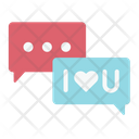 Communication Chat Love Icon