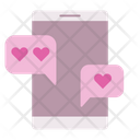 Love Chat Love Message Love Icon