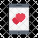 Love Marriage Romance Icon
