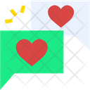 Love Chat Love Message Romantic Chat Icon