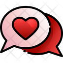 Love Chat Love Message Chat Love Icon