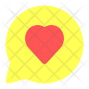 Communication Love Emoticon Icon