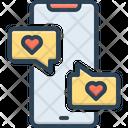 Conversation Gossip Dialogue Icon