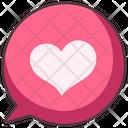 Heart Love Valentine Icon