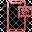 Feedback Phone Brand Engagement Icon