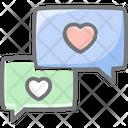 Box Chat Feedback Icon