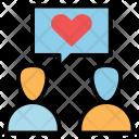 Conversation Chat Forum Icon