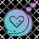 Love Romance Chat Icon