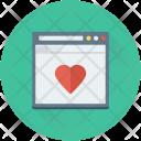 Love Chatting Icon