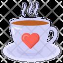 Love Coffee Love Tea Like Coffee Icon