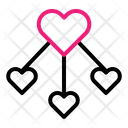 Love Connection Icon
