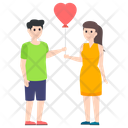 Love Couple Icon