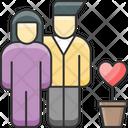 Love Couple Icon