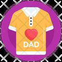 Apparel Tee Shirt Clothes Icon