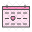 Love date Icon