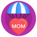 Balloon Delivery Air Balloon Love Delivery Icon