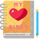 Love Diary Love Diary Icon