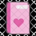 Love Diary Love Book Love Icon