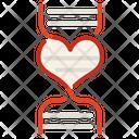 Love Dna Icon