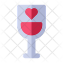 Love Drink Love Valentine Icon