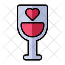 Love Drink Icon