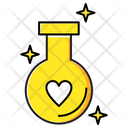 Love Drink Bottle Icon