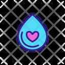 Love Drop Icon