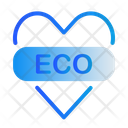 Love Eco Icon