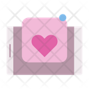 Love Email Love Letter Email Icon